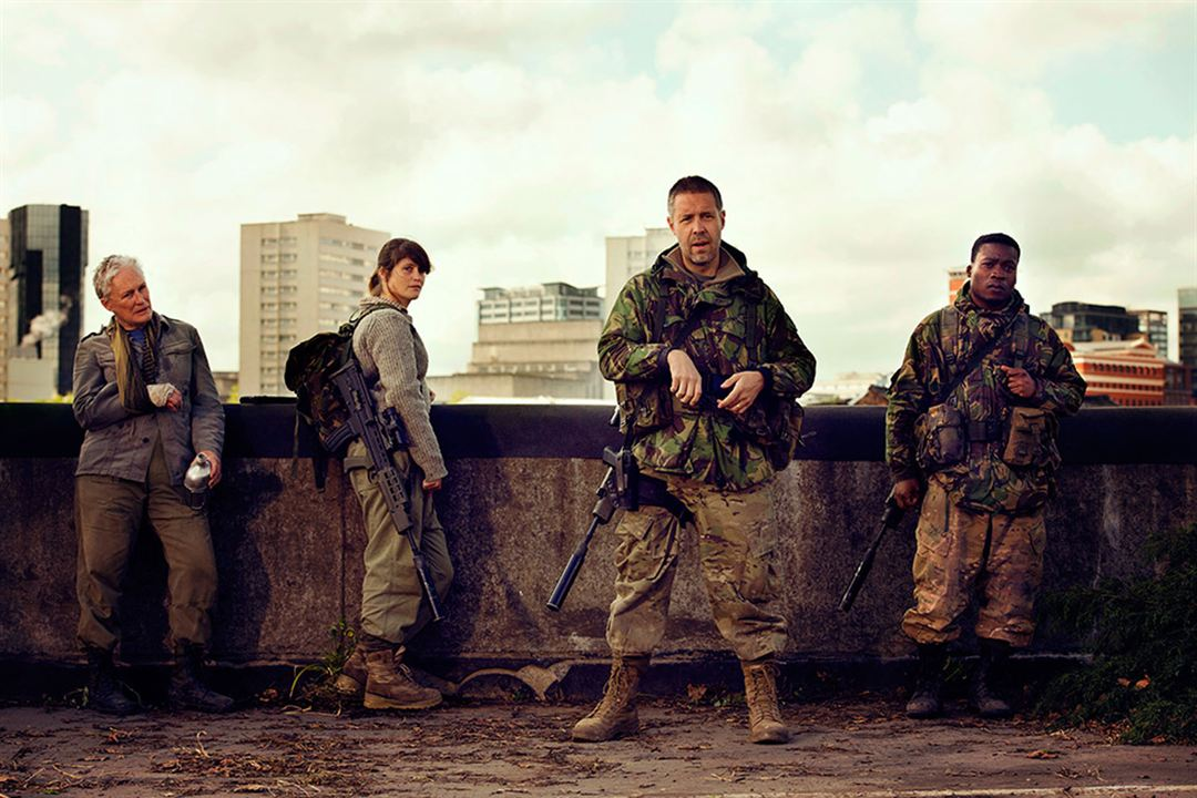 Melanie. The Girl with All the Gifts : Foto Fisayo Akinade, Gemma Arterton, Glenn Close, Paddy Considine