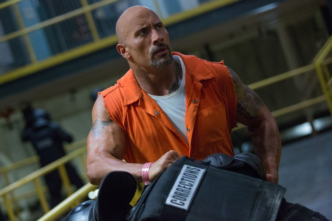 Fast & Furious 8 : Foto Dwayne Johnson