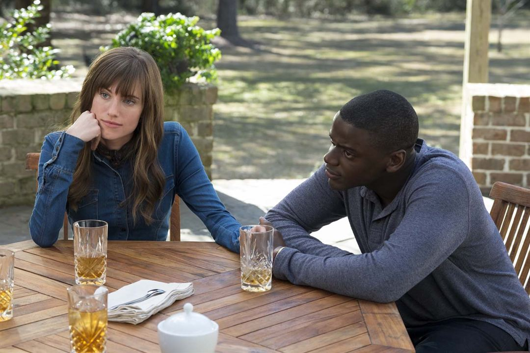 Déjame salir : Foto Allison Williams, Daniel Kaluuya