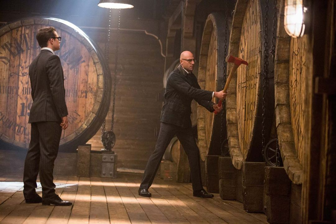 Kingsman: El círculo de oro : Foto Mark Strong