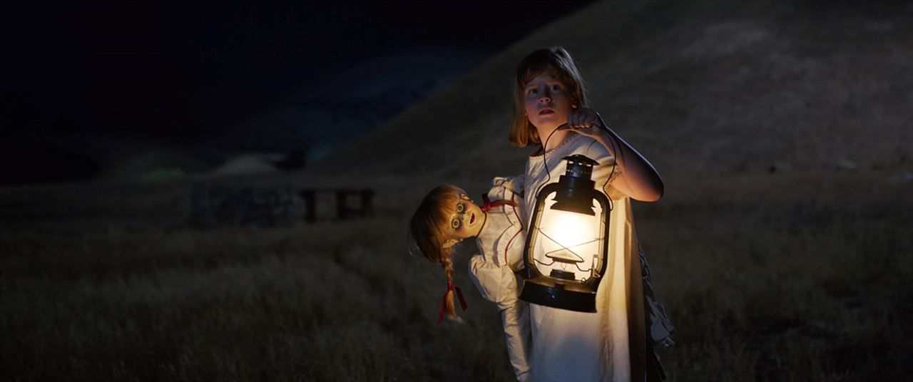 Annabelle: Creation : Foto Lulu Wilson