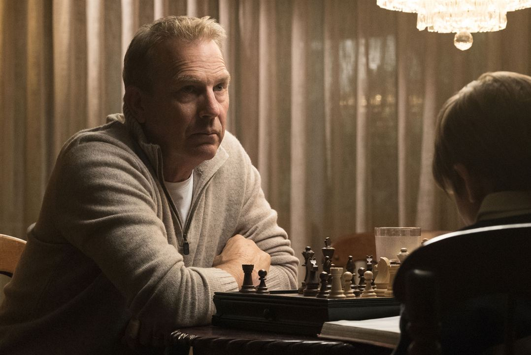 Molly's Game : Foto Kevin Costner