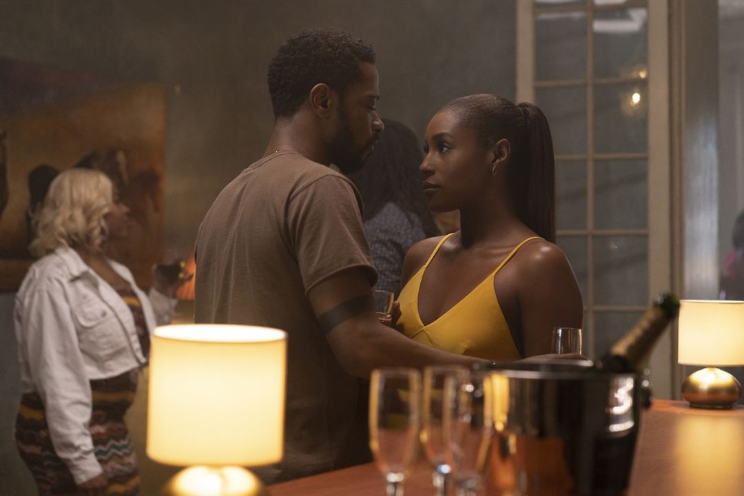 The Photograph : Foto Issa Rae, Lakeith Stanfield