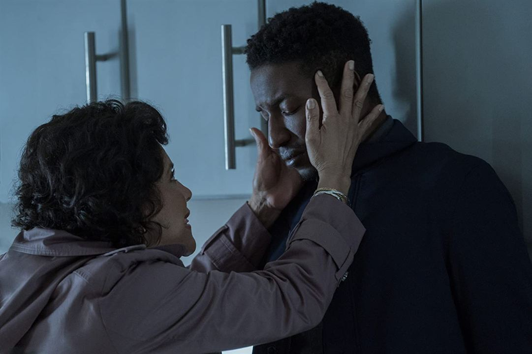 Black Box (Welcome to the Blumhouse) : Foto Mamoudou Athie, Phylicia Rashad